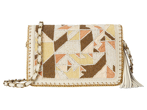 Mary Frances - Rendezvous (Cream Multi) Handbags
