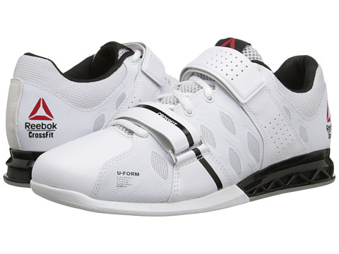 Reebok - Crossfit Lifter Plus 2.0 (White/Black/Porcelain) Women's Shoes