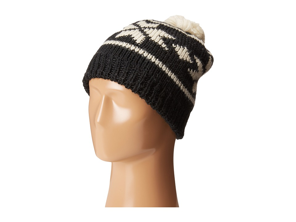 Coal - The Britta (Black) Beanies