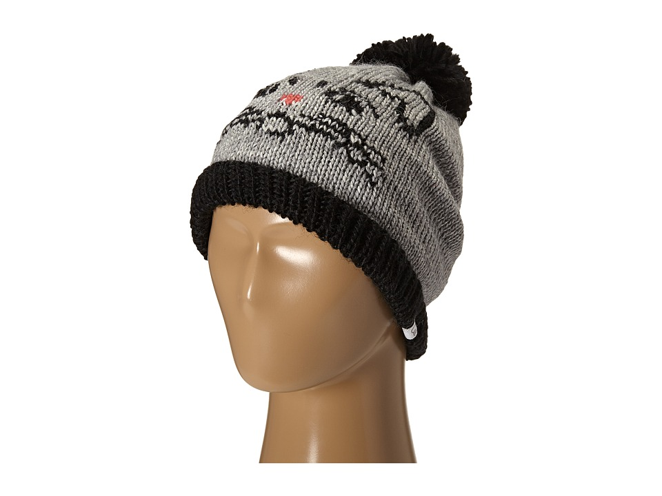 Coal - The Whiskers (Heather Grey) Beanies