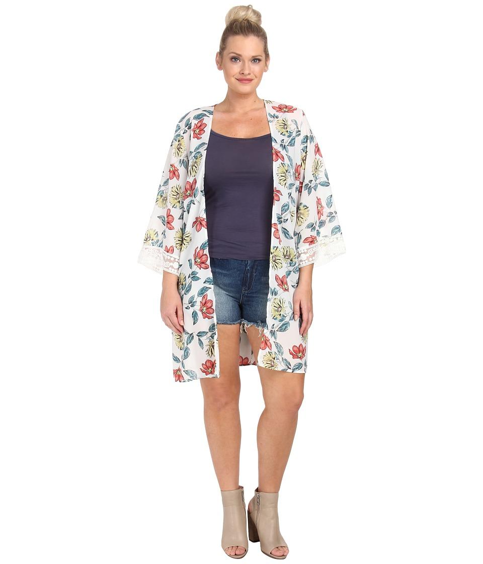 BB Dakota - Plus Size Ace (Multi) Women's Clothing
