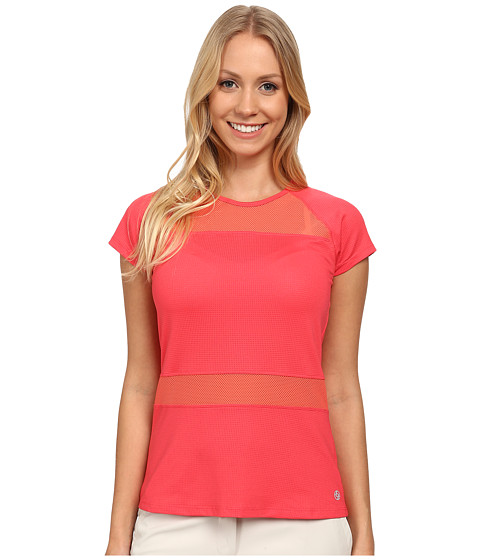 LIJA - Match Point Tee (Hibiscus) Women