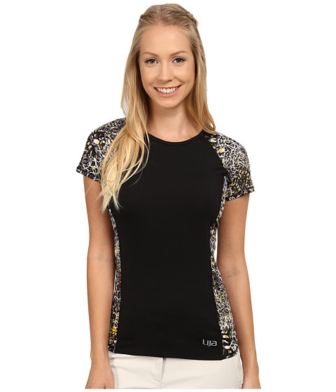 LIJA - Intensity Tee (Black/Print) Women