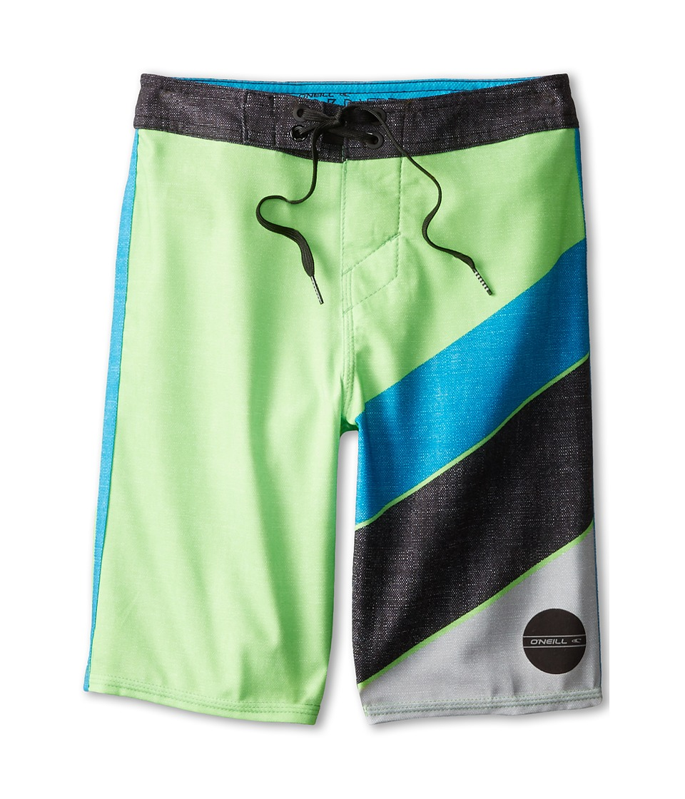 O'Neill Kids - Jordy Freak (Big Kids) (Lime) Boy's Swimwear