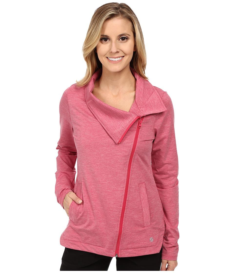 LIJA - Velocity Jacket (Crimson) Women's Coat