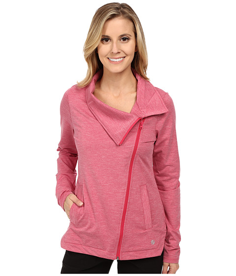 LIJA - Velocity Jacket (Crimson) Women's Coat