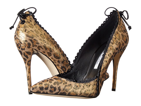 Oscar de la Renta - Harpy 100mm (Leopard/Black) High Heels