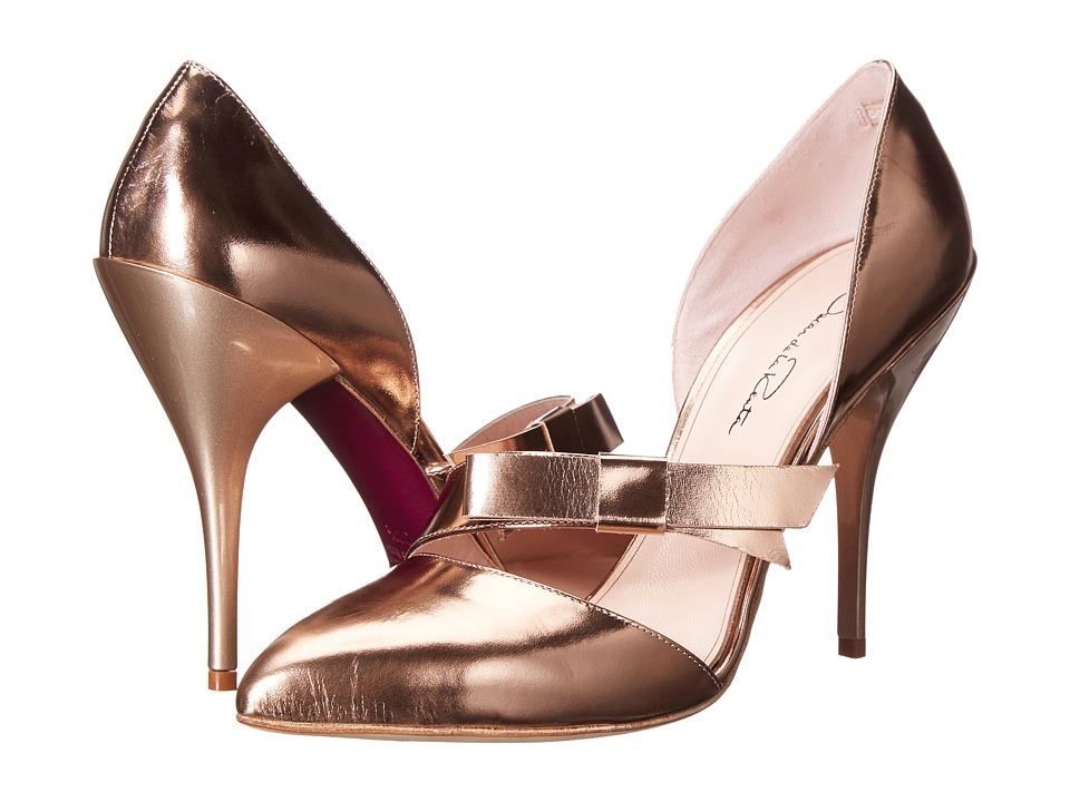 Oscar de la Renta - Fauna 105mm (Copper) High Heels