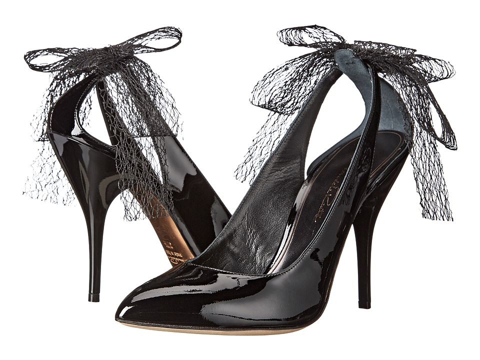Oscar de la Renta - Filina 105mm (Black) High Heels
