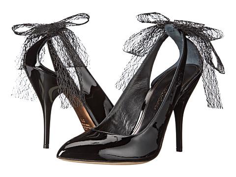 Oscar de la Renta - Filina 105mm (Black) High Heels