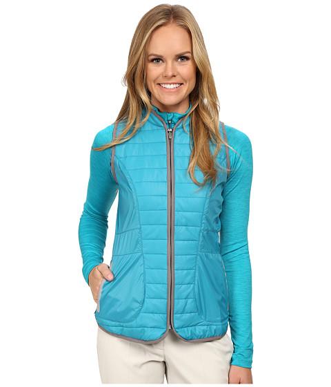 LIJA - Armadillo Vest (Zeal) Women