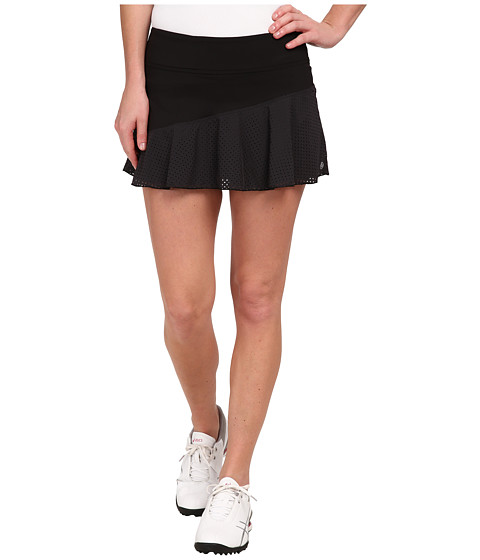 LIJA - Multi Panel Skort (Black) Women's Skort