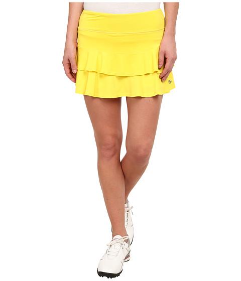 LIJA - Match Skort (Lemon) Women