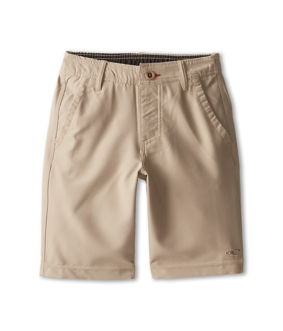 O'Neill Kids - Loaded (Little Kids) (Khaki) Boy's Shorts