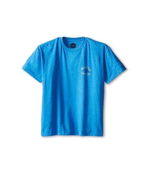 O'Neill Kids - Digit Tee (Big Kids) (Dark Blue) Boy's T Shirt