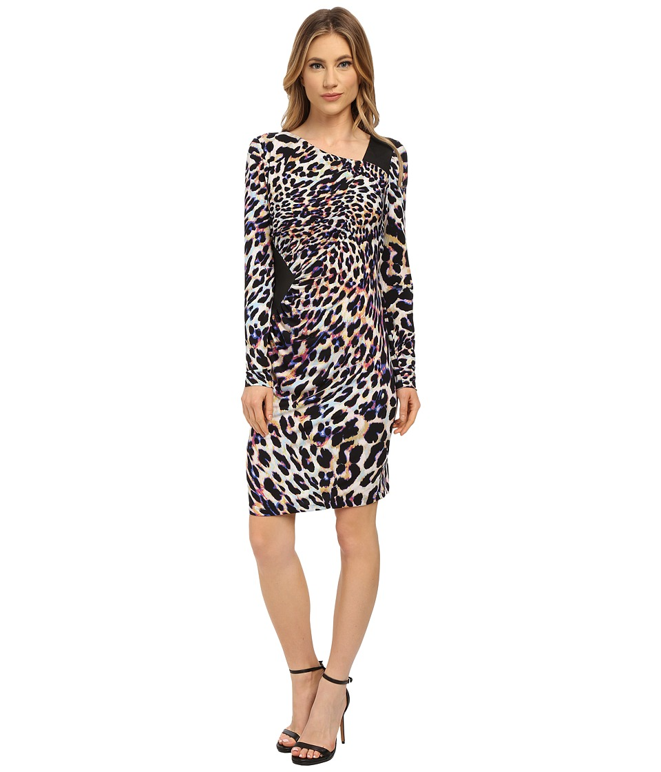 CATHERINE Catherine Malandrino - Rosie Dress (Cheetah) Women's Dress