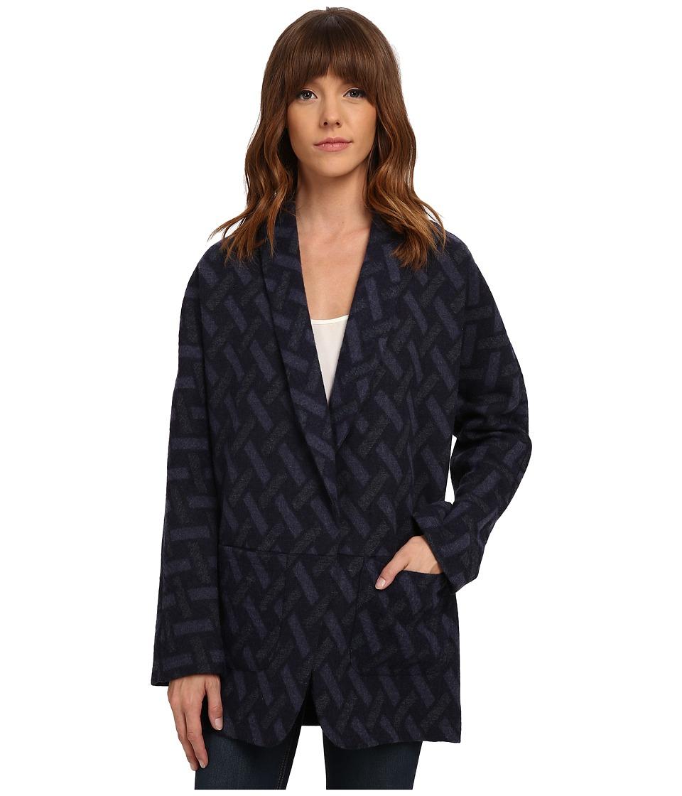 CATHERINE Catherine Malandrino - Sonny Jacket (Navy) Women's Coat