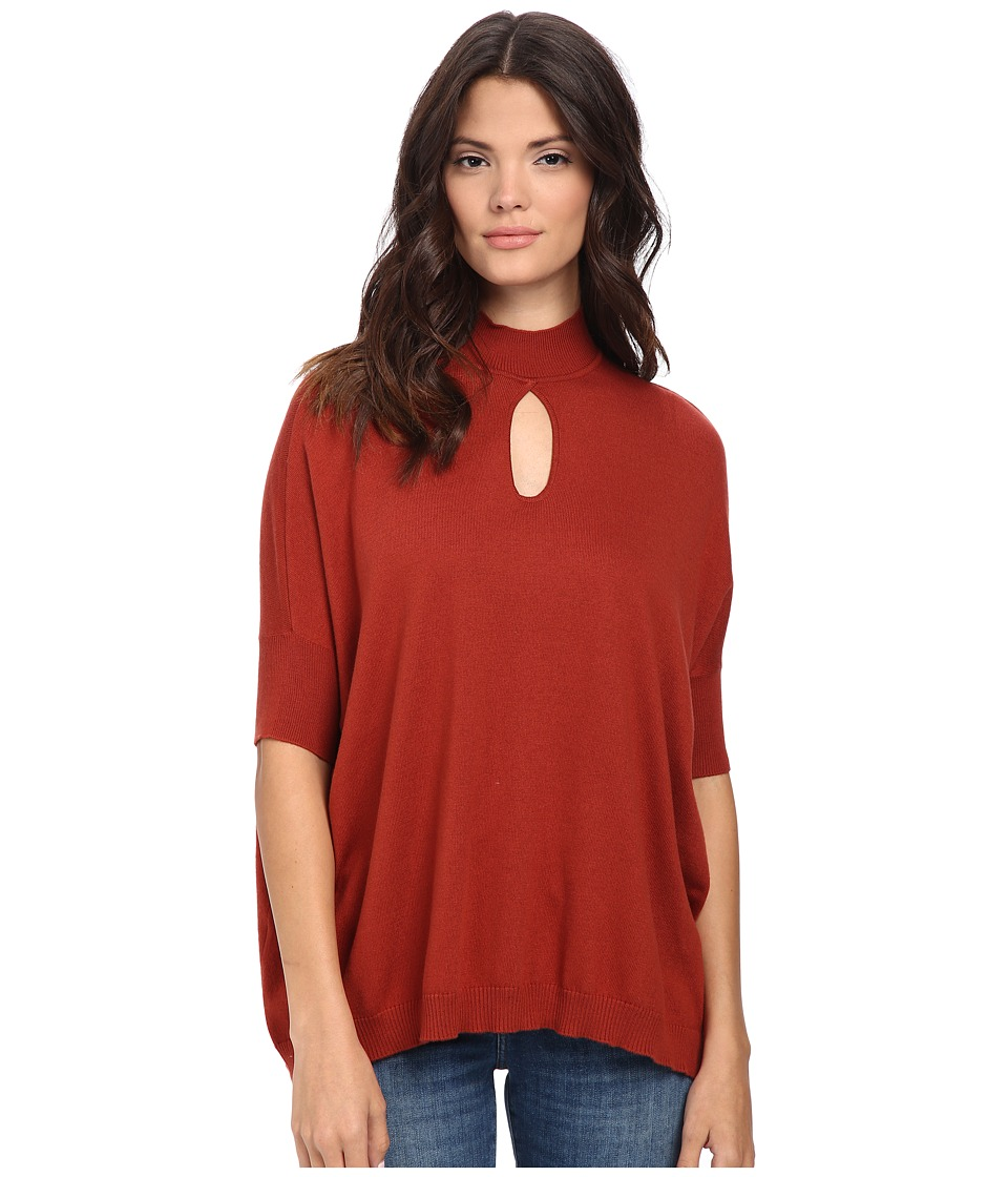 CATHERINE Catherine Malandrino - Tania Sweater (Spice Orange) Women's Sweater