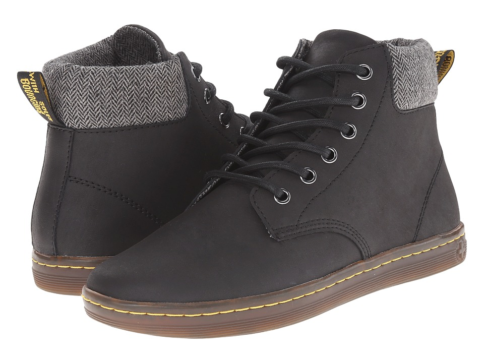Dr. Martens - Maelly (Black) Women's Work Boots