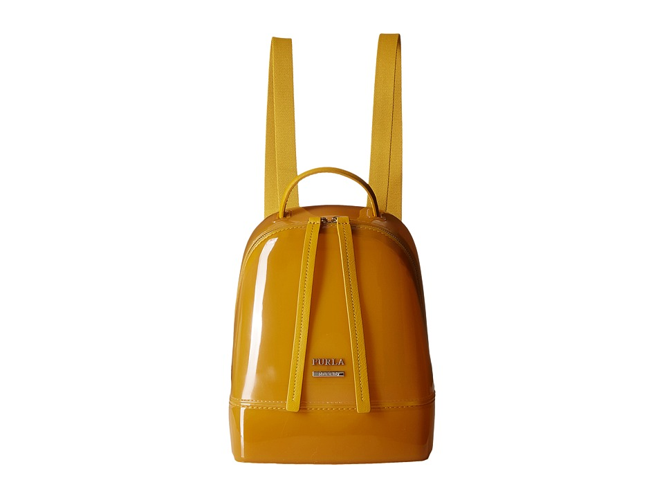 Furla - Candy Mini Backpack (Girasole) Backpack Bags