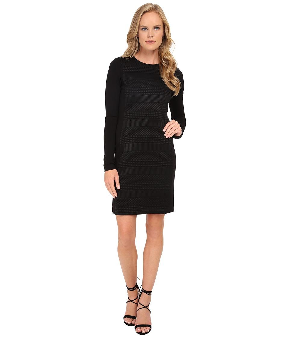 Shoshanna - Yeri Dress (Jet) Women's Dress