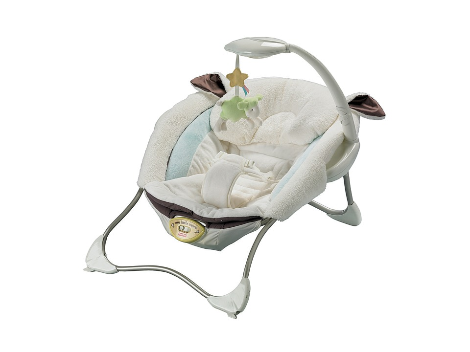 Fisher Price - My Little Lamb! Infant Seat (My Little Lamb) Carriers Travel