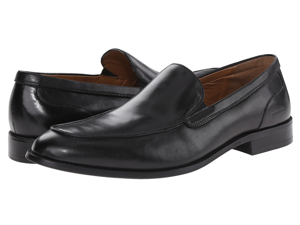 Kenneth Cole Reaction - Im-Pose (Black) Men's Slip-on Dress Shoes