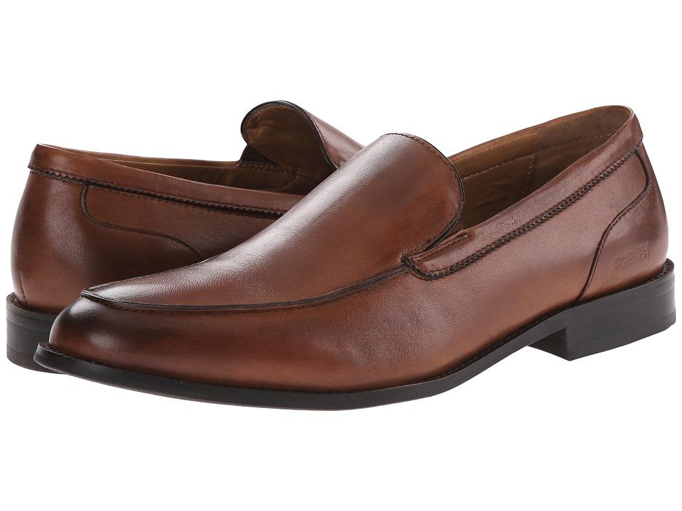 Kenneth Cole Reaction - Im-Pose (Cognac) Men's Slip-on Dress Shoes