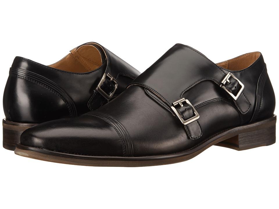 Kenneth Cole Reaction - Sub-Let (Black) Men's Slip-on Dress Shoes