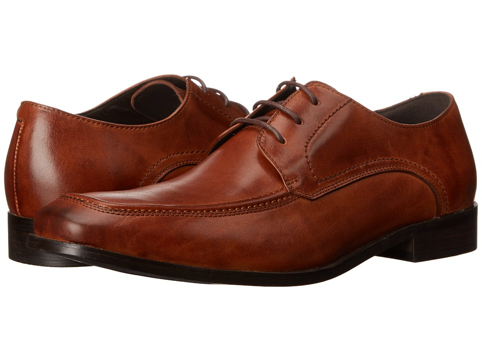 Kenneth Cole Reaction - Truth-Ful (Tan) Men's Plain Toe Shoes