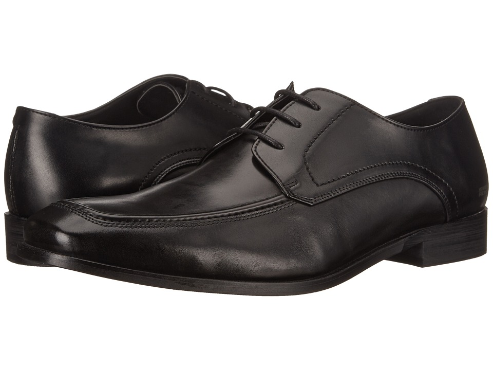 Kenneth Cole Reaction - Truth-Ful (Black) Men's Plain Toe Shoes