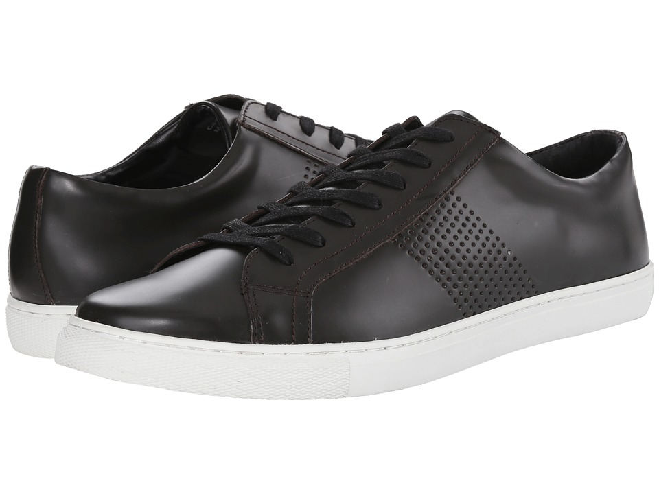 Kenneth Cole Reaction - Can-Didly (Black) Men's Lace up casual Shoes