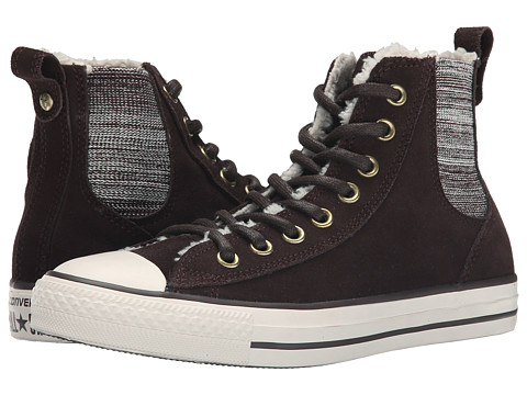 Converse - Chuck Taylor All Star Chelsee Suede (Burnt Umber) Women