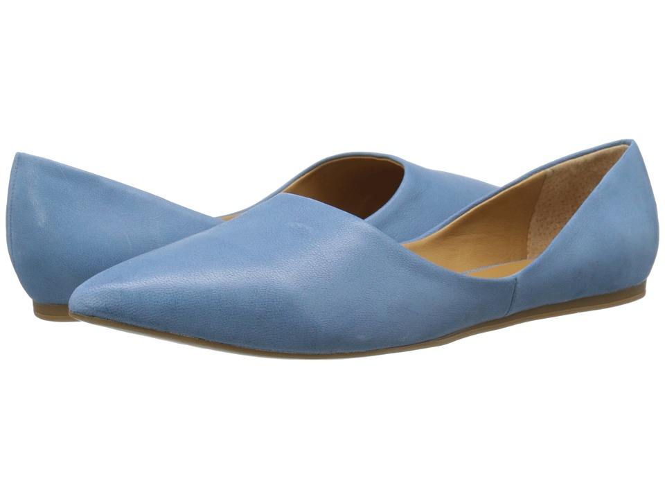Franco Sarto - Heath (Misty Blue) Women's Slip on Shoes