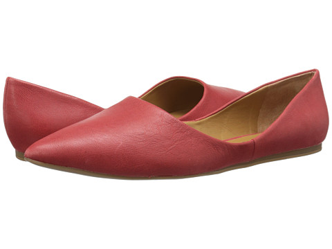 Franco Sarto - Heath (Paprika Red) Women's Slip on Shoes
