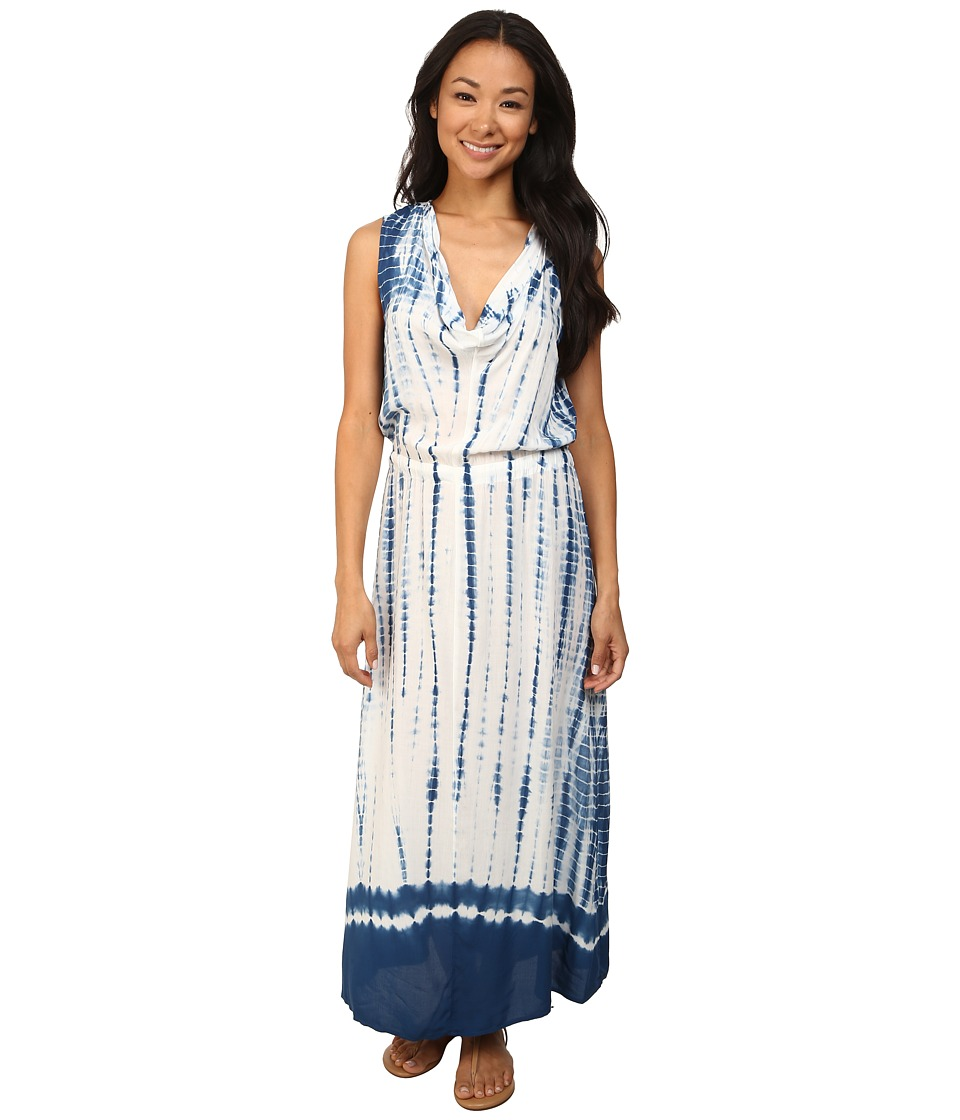 XCVI - Niccolite Dress (Saturn Wash/Jetstream) Women's Dress