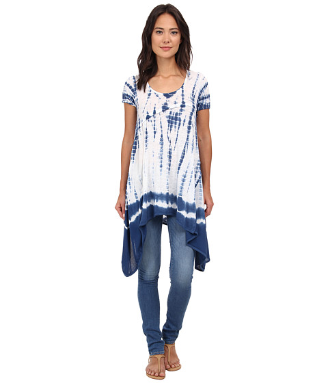 XCVI - Auva Top (Saturn Wash/Jetstream) Women