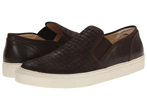 Kenneth Cole New York - Press Pause (Brown) Men's Slip on Shoes