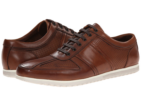 Kenneth Cole New York - Take Notice (Cognac) Men's Lace up casual Shoes