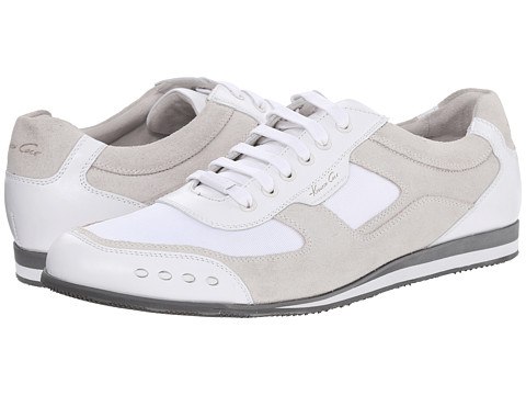 Kenneth Cole New York - Tag-Along (White) Men
