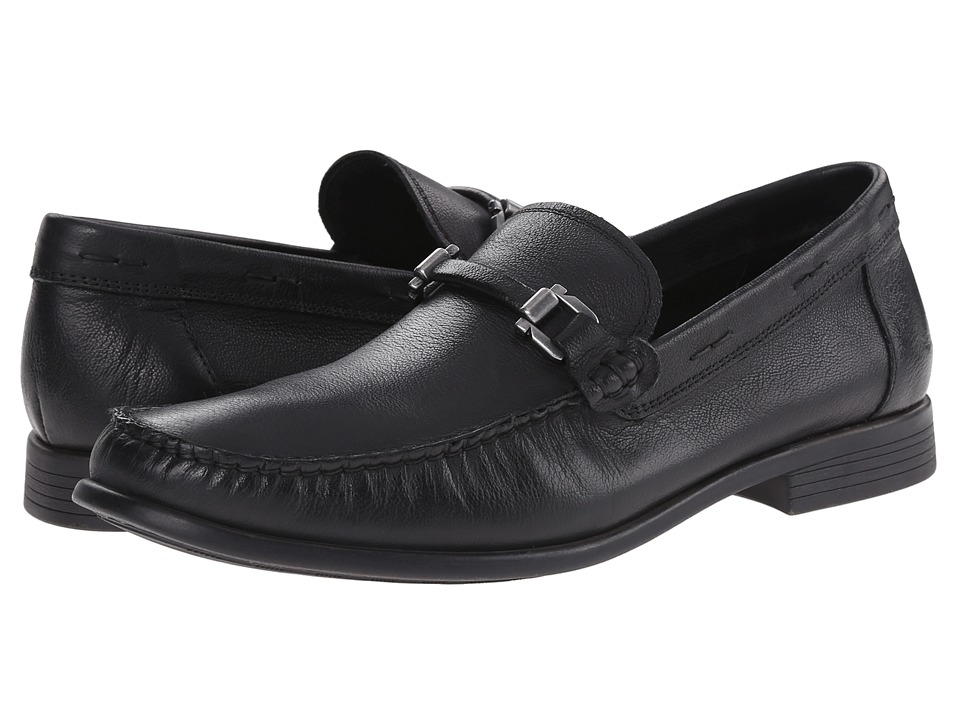 Kenneth Cole New York - Res-Pond (Black) Men's Slip on Shoes