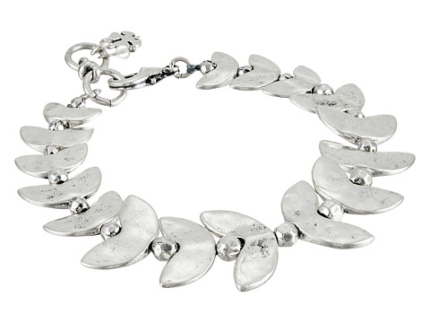 Lucky Brand - Silver Fish Bone Bracelet (Silver) Bracelet