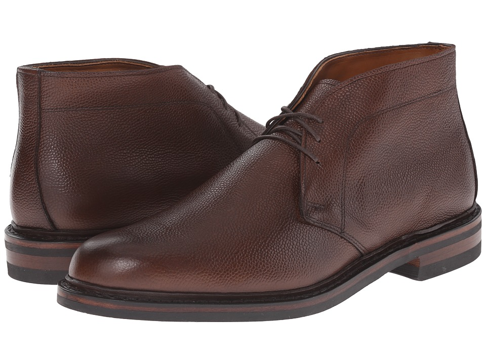 Allen-Edmonds Dundee 2.0 (Brown Country Grain Calf) Men
