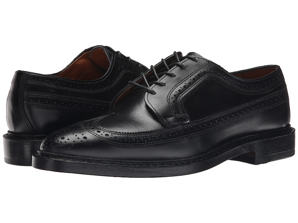 Allen-Edmonds - MacNeil 2.0 (Black) Men's Lace Up Wing Tip Shoes