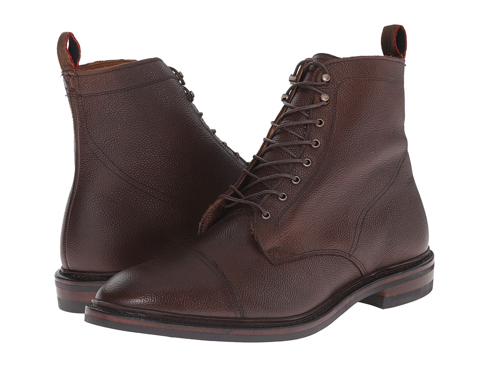 Allen-Edmonds First Avenue (Brown Country Grain Calf) Men