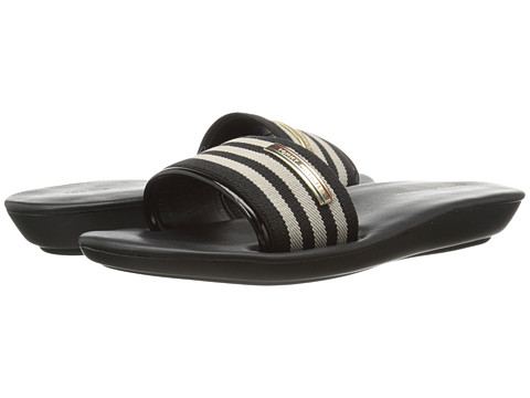 Tommy Hilfiger - Pascal (Black) Women's Sandals