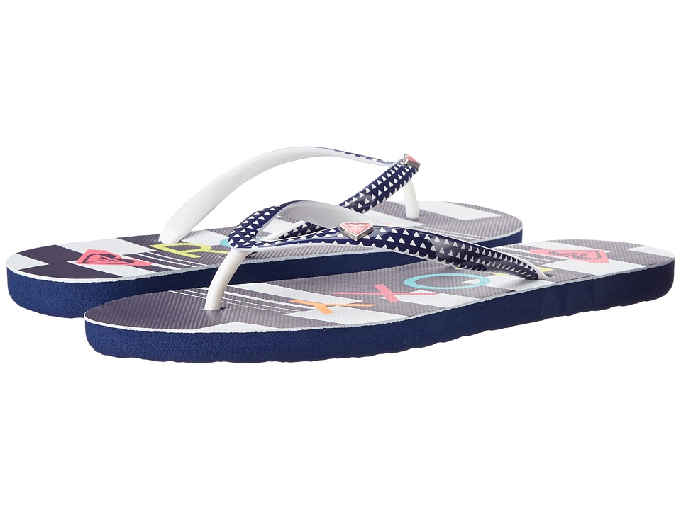 Roxy - Mimosa V (White/Black) Women's Shoes