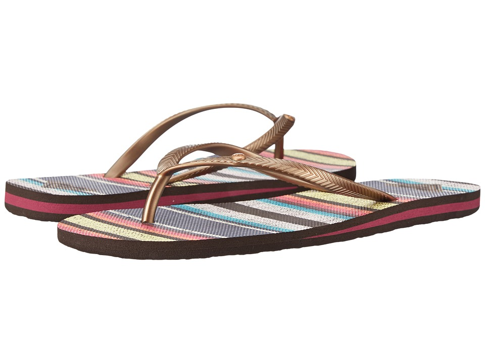 Roxy - Bermuda (Multi 2) Women's Sandals