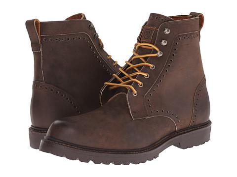 Allen-Edmonds - Sturgis 2.0 (Brown Yuma) Men's Dress Lace-up Boots