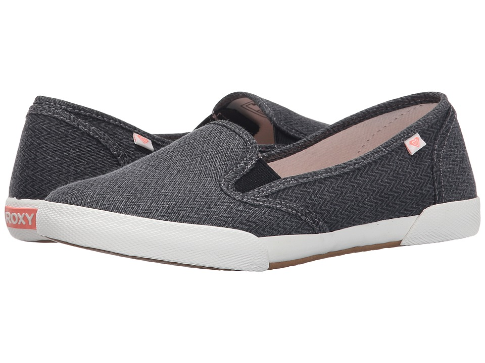 Roxy - Malibu II (Black/White) Women